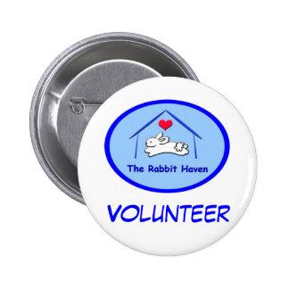 Botones conocidos voluntarios de TRH Pin Redondo De 2 Pulgadas