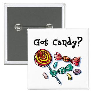 Botones conseguidos de Halloween del caramelo Pin