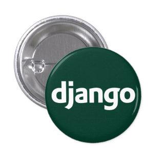 Botones de Django Pin Redondo De 1 Pulgada