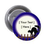Botones de encargo de Halloween Pins