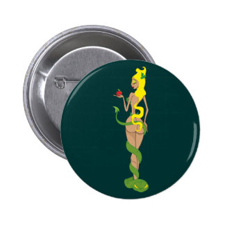 Botones de Eve Pin Redondo De 2 Pulgadas