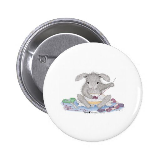 Botones de HappyHoppers® Pin Redondo De 2 Pulgadas
