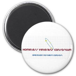 Botones de HVC-ONC Imán Redondo 5 Cm