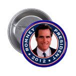 Botones de la elección presidencial 2012 de Mitt R Pins