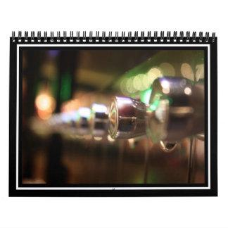 Botones de la máquina expendedora (2) calendarios