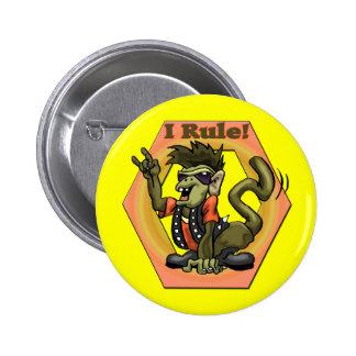 Botones de la regla de los monos