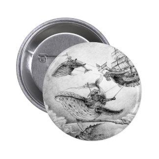 """""""Botones de las ballenas del viento"""" Pins"""