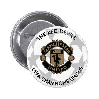 Botones de Manchester Pin Redondo De 2 Pulgadas