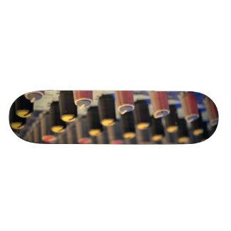 """Botones de mezcla del tablero patineta 7 3/4"""""""