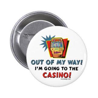 Botones del casino
