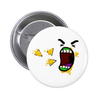 Botones del hombre del Nacho Pin