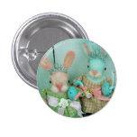 Botones dulces de la muñeca del conejo de conejito pins