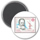 Botones e imanes de Galileo Galilei Imán Redondo 7 Cm