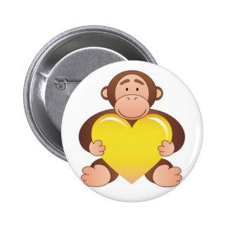 Botones e insignias pins