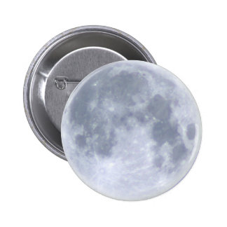 Botones lunares de la LUNA LLENA Pins