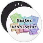 Botones - MIXOLOGIST PRINCIPAL Pins