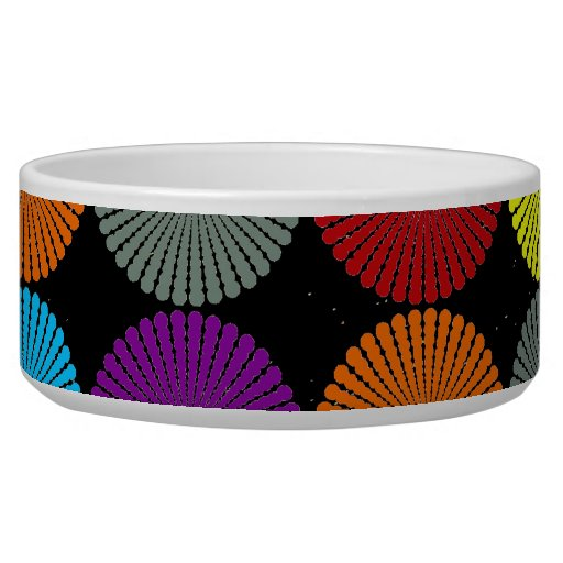 Botones multi coloridos de los discos de los comedero para mascota