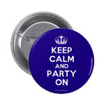 Botones Pin Redondo De 2 Pulgadas