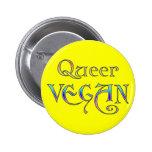 Botones raros del vegano pins