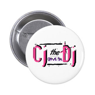 Botones rosados de CJ Pin