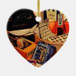 Botones y broches ornamentos de reyes magos