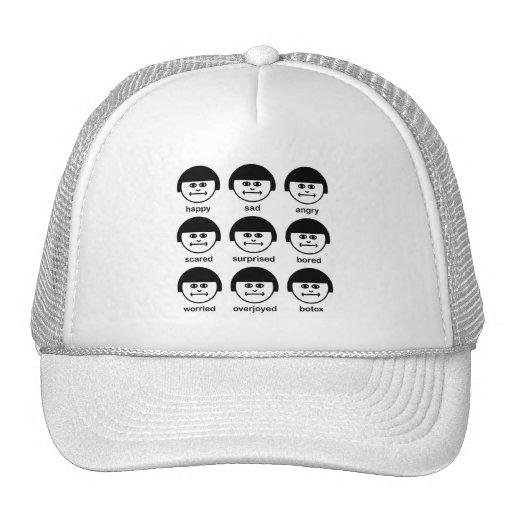Botox Cap Trucker Hat