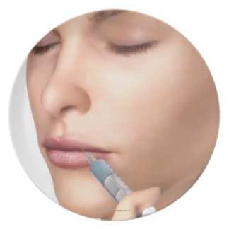 Botox Injections Plate