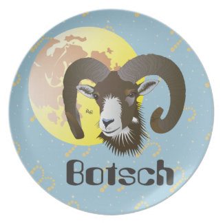 Botsch 21 Mars fin 20 avrigl Taglier - Plat Plate