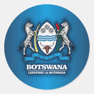 Botswana COA Sticker