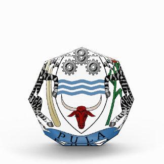 Botswana Coat of Arms Awards