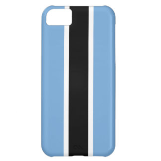 Botswana Flag Cover For iPhone 5C