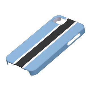 Botswana Flag iPhone SE/5/5s Case