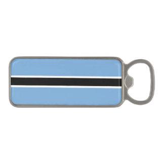 botswana flag magnetic bottle opener - Magnetic Bottle Opener