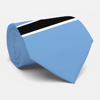 Botswana Flag Neck Tie