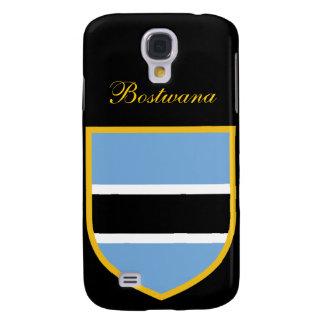 Botswana Flag Samsung Galaxy S4 Case