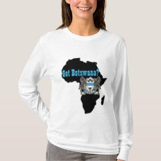 Botswana Flag T-Shirt & Etc