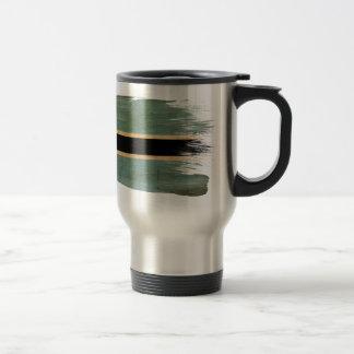 Botswana Flag Travel Mug