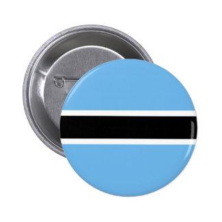 Botswana Pinback Button