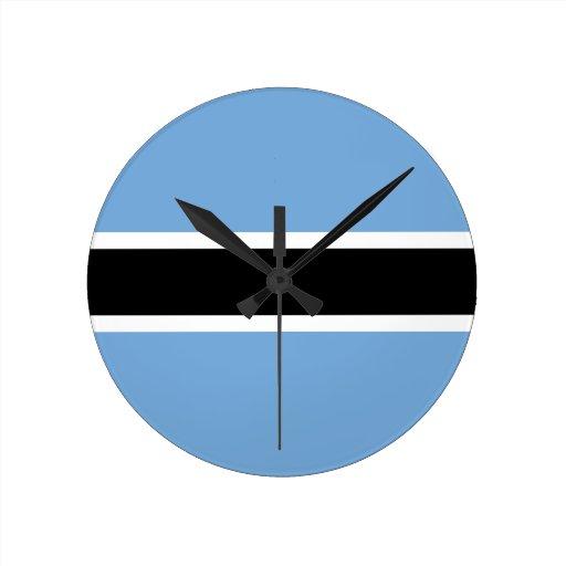 botswana round clock