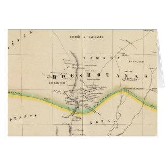 Botswana, South Africa 51 Card