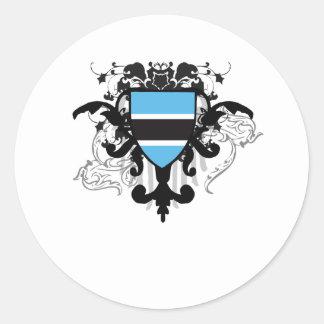 Botswana Stickers