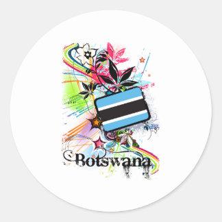 Botswana Sticker
