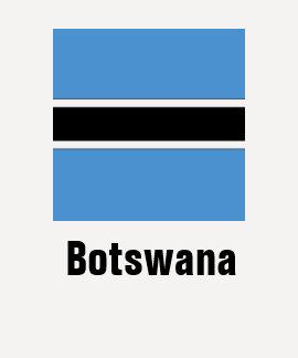Botswana T Shirt