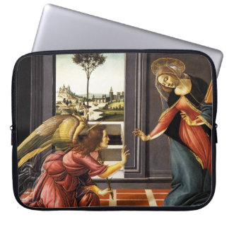 Botticelli Annunciation Laptop Sleeves