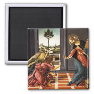 Botticelli Annunciation Magnet