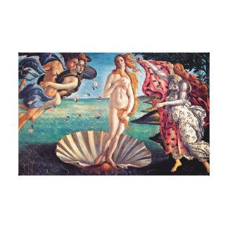 Botticelli - Birth of Venus Canvas Print