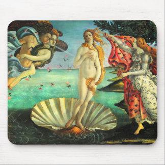 Botticelli Birth of Venus Mouse Pads