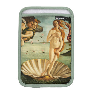 Botticelli Birth Of Venus Renaissance Art Painting iPad Mini Sleeves