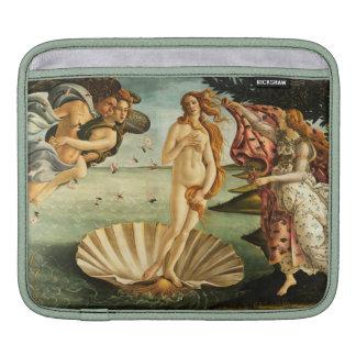 Botticelli Birth Of Venus Renaissance Art Painting iPad Sleeves