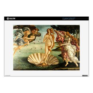 Botticelli Birth Of Venus Renaissance Art Painting Decals For Laptops